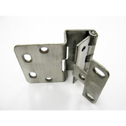 """Institutional Hinge (Stainless Steel) 13/16""""Door"""