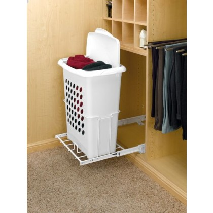 Pull-Out Hamper w/ Lid