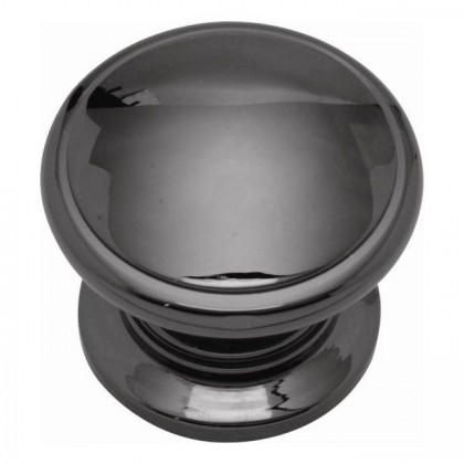 "Power Program Knob (Black Nickel) - 1 1/4"""