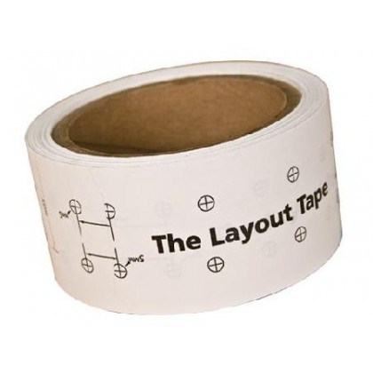 Layout Tape - 60' Roll