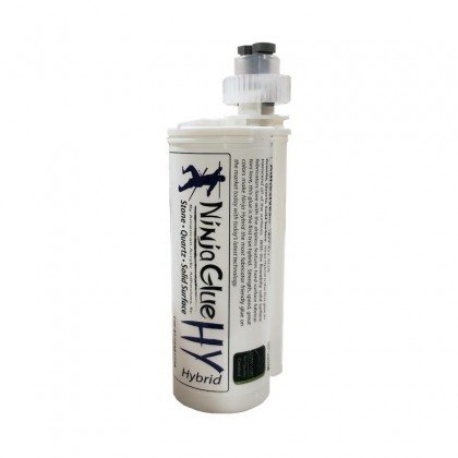 250ml Ninja Glue Solid Surface Bonder (Glacier)