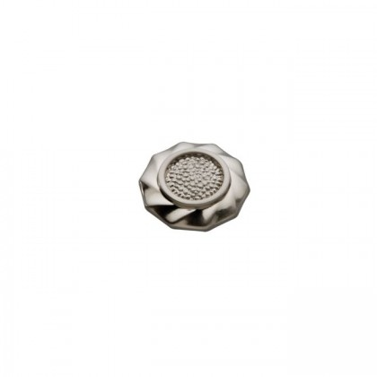 Cavalier Knob (Satin Nickel) - 1 1/2""