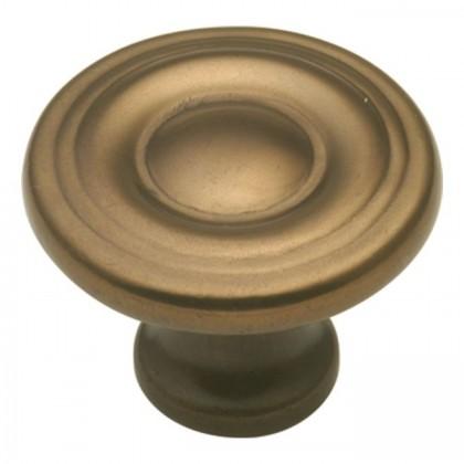 """Conquest Spooled Knob (Venetian Bronze) - 1 3/16"""""""