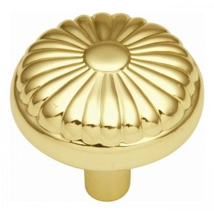 "Eclipse Knob (Ultra Brass) - 1 1/4"""