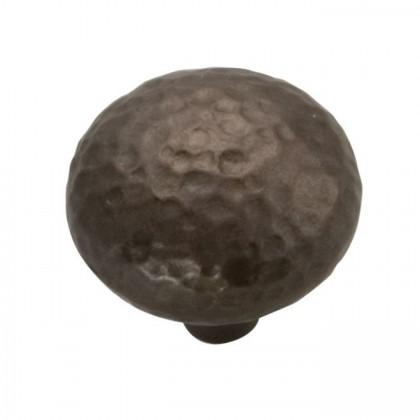 "Mountain Lodge Knob (Dark Antique Copper) - 1-3/8"""