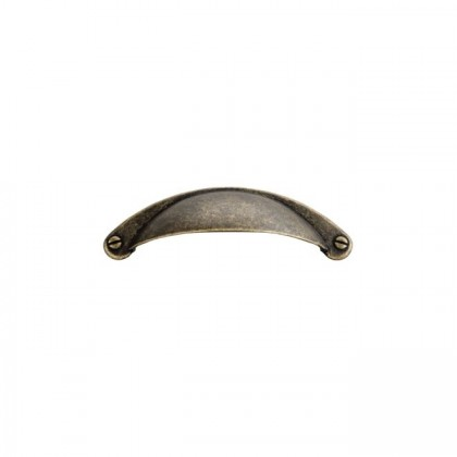 """Gainsborough Pull (Windover Antique) - 2 1/2"""""""