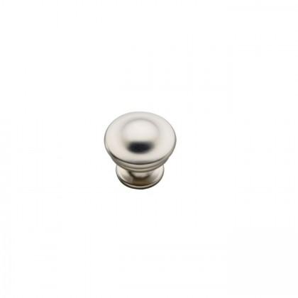 "Guild Knob (Flat Nickel) - 1-1/8"""