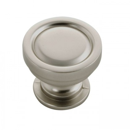 Guild Knob (Flat Nickel) - 1-1/4""