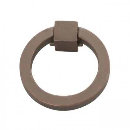 """Camarilla Ring Pull (Dark Antique Copper) - 2-3/32"""""""