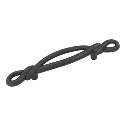 "French Twist Pull (Black Iron) - 3"""