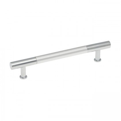 Dew Pull (Frosted Chrome) - 128mm