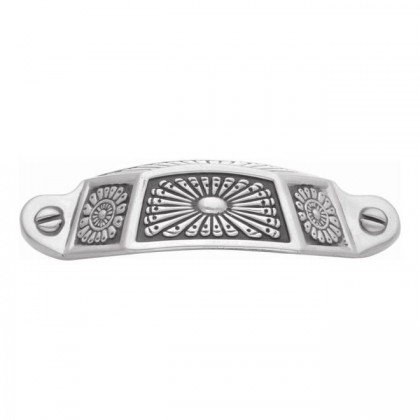 """Southwest Lodge Cup Pull (Silver Medallion) - 3"""""""