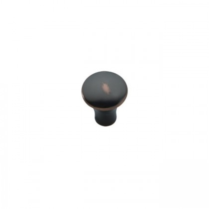"""Metropolis Knob (Oil Rubbed Bronze Highlighted) - 1"""""""