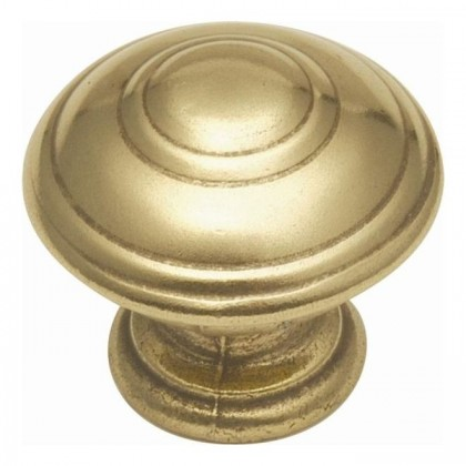 Manor House Knob (Lancaster Hand Polished) - 1""