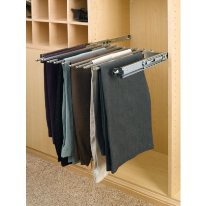 Pull Out Pant Rack (9 capacity)