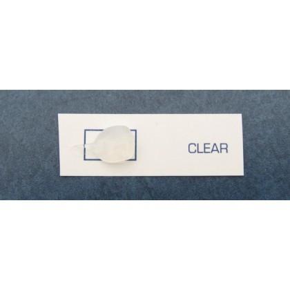 Sil-Bond RTV 4500 (Acetoxy) - Clear 10.3oz