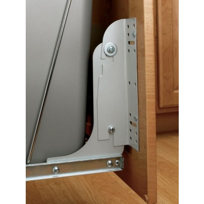 Heavy Duty Door Mount Kit (Silver)