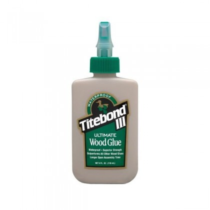 Titebond III Ultimate Wood Glue - 4 Oz