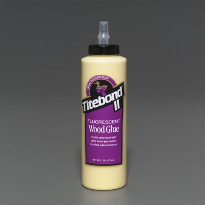 Titebond II Fluorescent Wood Glue - 16 Oz