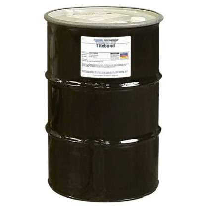 Titebond II Fluorescent Wood Glue - 55 Gallon