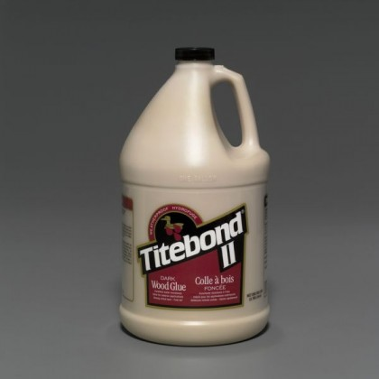 Titebond II Dark Wood Glue - Gallon