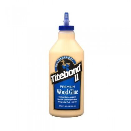 Titebond II Premium Wood Glue - Quart
