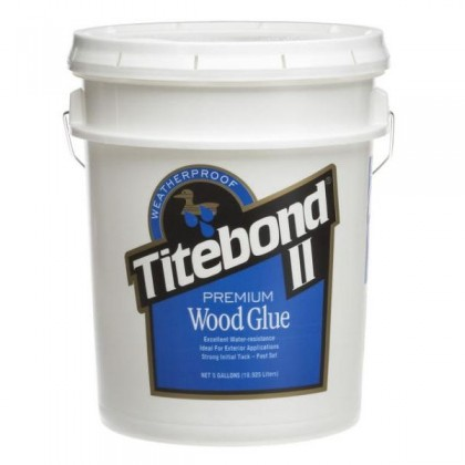 Titebond II Premium Wood Glue - 5 Gallon