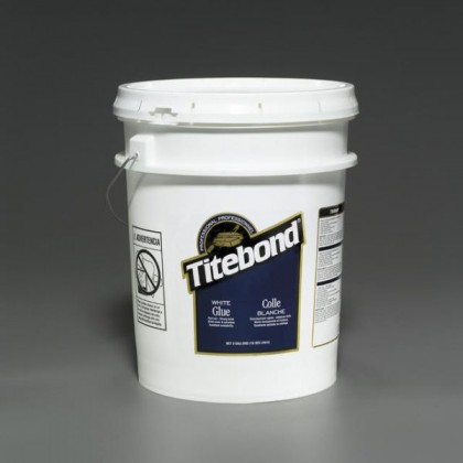 Titebond White Wood Glue - 5 Gallon