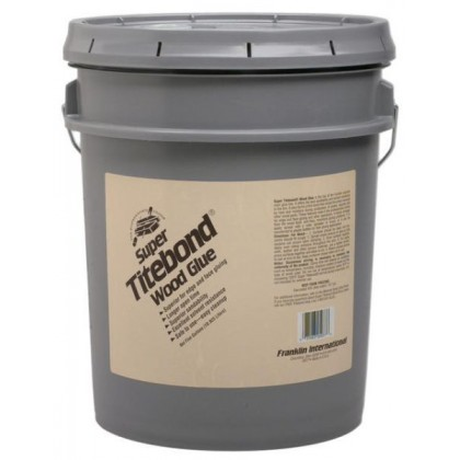Super Titebond Wood Glue - 5 Gallon