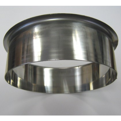 """Stainless Steel Trash Ring - 6"""" x 2"""""""