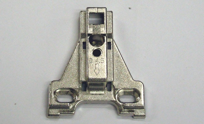 Face Frame Mounting Plate 1 2 Quot 1076539 Hettich