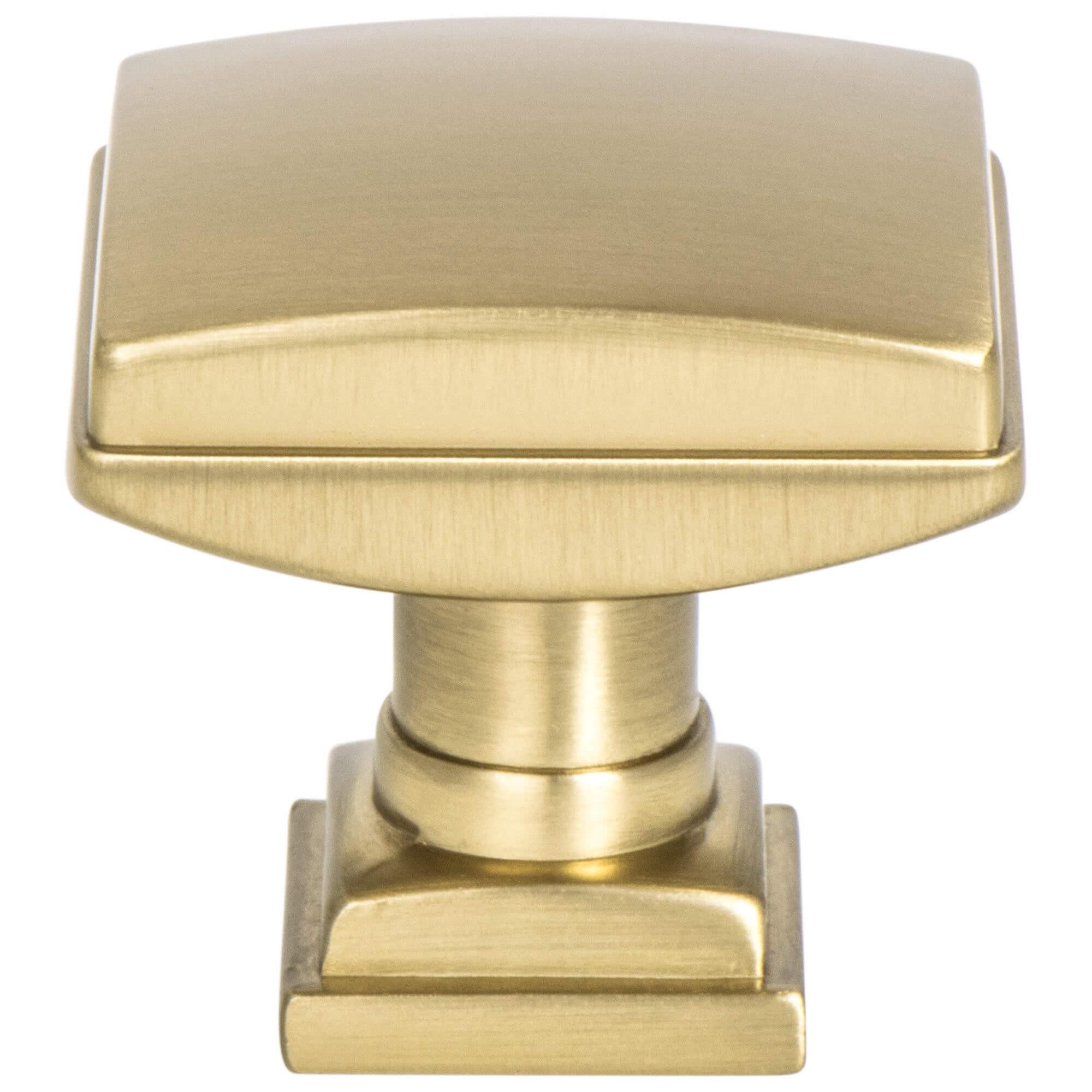 Knob (Modern Brushed Gold)