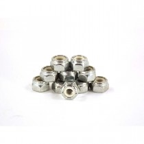 "3/8"" Hex Nuts - 10 pc. Pack"