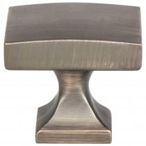 """Century Edge Knob (Verona Bronze) - 1 3/8"""""""