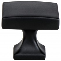 Epoch Edge Knob (Matte Black) - 1 3/8""