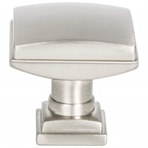 Tailored Traditional Knob (Brushed Nickel) - 1 1/4""