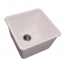 Deep Utility Kitchen Sink (Bisque)