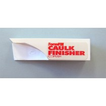 FormFill Caulk Finisher