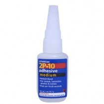2P-10 Medium Adhesive - 2 Oz