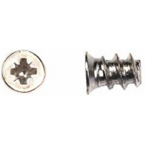 #5 x 10mm Pozi Drive, Euroscrew, Nickel