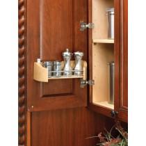 """11"""" Wooden Door Storage Tray"""