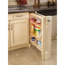 "6"" Base Filler Organizer, Wood"