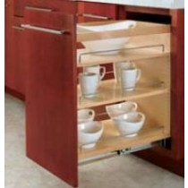 "14"" Base Organizer with Adjustable Shelves"