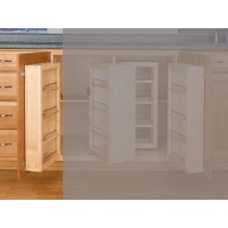 "25"" Pantry Door Unit W/Hardware (single)"