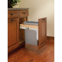 35 Qt. Top Mount Waste Container