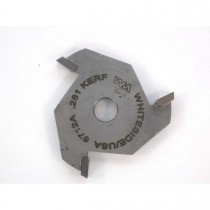 .281 Slotting Cutter (3 Wing)