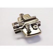 Sensys 8099 Frameless Mounting Plate (5mm)