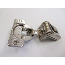 "Optimat 3E Face Frame Hinge w/ Integrated Soft Close (1-1/4"" OL)"