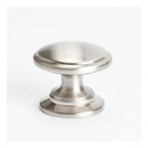 Advantage Plus Knob (Brushed Nickel) - 1-3/16""