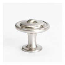 Advantage Plus Knob (Brushed Nickel) - 1-1/4""